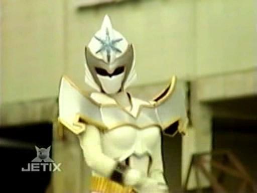 White Mystic RangerWhite Mystic Ranger